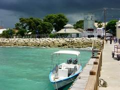 Storm clouds (Michael desir) Tags: ocean blue sea water barbados caribbean
