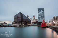 Mann Island, Liverpool (Nic Taylor Photography) Tags: liverpool sony liverbird albertdock merseyside thethreegraces royalliverbuilding weddingphotographer portraitphotographer mannisland sonyalpha eventsphotographer variosonnart282470 zeiss2470f28 photographermerseyside photographersthelens portraitphotographersthelens sonya77mkii sonya77ii sonyslta77ii