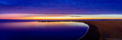 20150207 Va Colonial Beach006 (Dan_Girard_Photography) Tags: sun beach nature water sunrise sand colonialbeach 2015 dangirardphotography