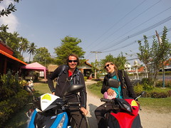 Photo de 14h - Sur la route de Chiang Mai (Thaïlande) - 04.02.2015