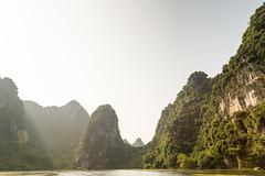 Nimh Binh 2 (Jesse4870) Tags: road trip summer mountain lake water river lunch rainforest asia south roadtrip scooter east vietnam motorbike pho binh nimh