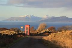 Distant Isles, Scotland. (Seckington Images) Tags: flickr scotland uk gb highlands
