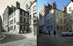 Union Place, 1960s and 2015 (Keithjones84) Tags: liverpool thenandnow merseyside oldliverpool