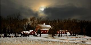 Winter Farm # 198  in Explore