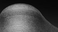 Bull Ring Centre (pjfchad) Tags: silver birmingham shoppingcentre spots dots bullringcentre