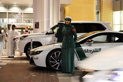 BMW I8 (R_Simmerman Photography) Tags: white marina mall hotel spring cool dubai boulevard walk garage united parking main uae entrance police emirates khalifa arab saudi bmw kuwait abu dhabi officer qatar burj supercars valet combo i8 jbr 2016 sportcars dubaicars hypercars carsofdubai