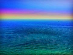 Mystic Sea (victor_chs) Tags: pink light sunset sea sky naturaleza luz nature clouds relax puerto atardecer mar cloudy rosa playa calm cielo nubes nublado calma tva rocas whitenight feb23 happyvalentines encuentros dp3 avstand whenigrowup myvalentine farligt fdt genomskinlig benchmonday facedowntuesday fencefriday leicammonochrom northplatterealestate dp3merrill whitenightmelbourne whitenightmelb