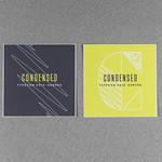 TypeCon 2015 Condensed Stickers