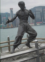 BruceLee (sctcroft) Tags: hongkong martialarts kungfu movies actor brucelee