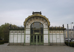 Jugendstil architecture (Olivier So) Tags: vienna austria secession artnouveau