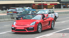 Boxster Spyder (ChesterC Photography) Tags: auto red sports car sport germany hongkong cool nikon automobile asia open power mr top fast automotive snap spyder na turbo porsche d750 boxster flatsix sportcar sportcars