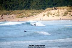Playa de Salinas (omar suarez asturias) Tags: espaa spain surf asturias playa surfing deporte aviles gijon olas ola deportes airelibre
