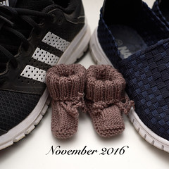 Can't Wait (RasmusSJ) Tags: november baby art shoes sony sigma cant wait f28 30mm a6000