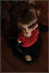 Tears'N'Roses (Red Ribboned Dolls) Tags: doll redribbon 14 chloe bjd fl abjd auri msd mnf minifee redribboneddolls
