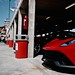 Ferrari day at Zwartkops