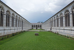 2016-05-13 05-28 Toskana 340 Pisa, Piazza dei Miracoli, Il Camposanto (Allie_Caulfield) Tags: city italy tower del geotagged photo site high flickr torre foto image sommer sony picture center medieval historic hires pisa cc tuscany resolution jpg piazza duomo bild jpeg geo altstadt leaning stockphoto toskana a77 2016 pendente wunderwiese maiitalien