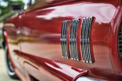 60 Bird (zarb67) Tags: ford canon convertible historical thunderbird oldcars carshow vintagecars 1960thunderbird topazadjust topazsoftware ef100400mmf4556lisii 1dxmarkll