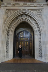 Westminster Hall, The Palace of Westminster, Westminster, London (Alwyn Ladell) Tags: london westminster housesofparliament westminsterhall 1097 thepalaceofwestminster sw1a0aa bournemouthinbloom lesleybird