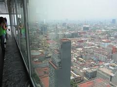 Mirador, Torre Latinoamericana, Mexico City (Dan_DC) Tags: skyscraper mexicocity deck observatory mirador observationdeck torrelatinoamericana ciudadmexicodf
