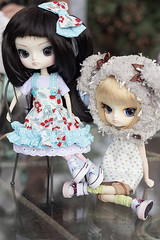 Francesca and Maria (Brie Gilmore  ) Tags: sisters dolls dal groove obitsu junplanning melize dalmelize darony daldarony