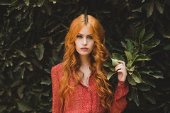IMG_4675 (luisclas) Tags: canon photography ginger photo redhead lightroom heterochromia presets teamcanon instagram