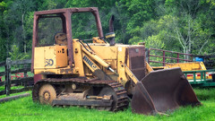 CASE Tracked Loader (Western Maryland Photography) Tags: case loader tracked ef70300mmf456isusm canoneos6d