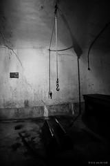 Torturing Room (M.N. van der Kolk) Tags: ss firstworldwar concentrationcamp secondworldwar willebroek prisoners breendonk werkkamp eerstewereldoorlog tweedewereldoorlog gevangenen fortvanbreendonk doorgangskamp nazisnazis