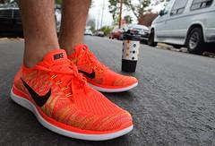 2015 Nike Bright Crimson 4.0 Flyknit Frees (chiva1908) Tags: wdywt kotd nike niketalk iss solecollector nt spallday sp sneakerplay los angeles losangeles la chiva1908 nikon d5100 nikond5100 teamnikon creps kicks sneakers shoes unds
