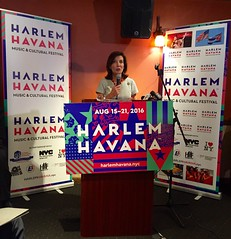 Harlem-Havana Music & Cultural Festival Announcement (LtGovHochulNY) Tags: harlem havana cuba cuban culture music art artists cubanculture lieutenantgovernorkathyhochul newyorkstate newyork newyorkcity