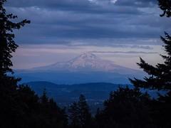 Mount Hood as viewed from Council Crest on Wednesday's #trainridepdx2016 #mounthood #councilcrest #pedalpalooza #pedalpalooza2016 (urbanadventureleaguepdx) Tags: mounthood councilcrest pedalpalooza pedalpalooza2016 trainridepdx2016