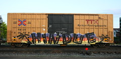 HINDUE, Byrd, Neenah, 30 May 16 (kkaf) Tags: graffiti byrd neenah hindue