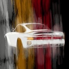 Porsche 959 (diegodebarcacarretta) Tags: illustration sketch sketchbook porsche pro vehicle concept sketches dibujo markers copic chartpak boceto vehiculo procreate 959 admarkers