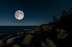 SAfullMoon62016-5 (Ranbo (Randy Baumhover)) Tags: moon oregon stars pacificocean oregoncoast