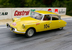 Citroen DS 19 Monte Carlo rally 1962 Maurel & Courbe (Novamentus) Tags: citroen ds resin 19 1962 132 a2m bodyshell montecarlorally pcs32 pierremaurelclaudecourbe