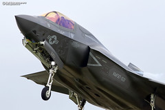 Lockheed Martin F-35 Lightning II (Nigel Blake, 13 MILLION...Yay! Many thanks!) Tags: lockheed martin f35 lightning ii marham raf aviation nigelblakephotography nigelblake jetfighter jet marines 168727 vm19