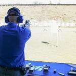 2009 SHOT Show - Media Day at the Range - Shooting New SIG SAUER Pistol thumbnail