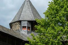Ritterhut (lumofisk) Tags: germany de deutschland europa europe 105mm schlossburg 0mmf0 nikondf ritterhut