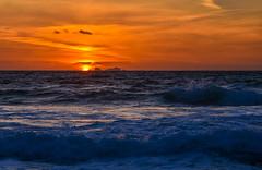 Sunset/Pr do sol - Farilhes (Islands/Ilhas Berlengas) (Yako36) Tags: sea seascape portugal landscape island paisagem ilha berlengas peniche faralho nikon2485 nikond750