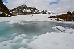 Tremorgio - Lago Let Giugno 2016 (Photo by Lele) Tags: lago let tremorgio laghi alpini ticino ghiaccio switzerland pizzo prevat