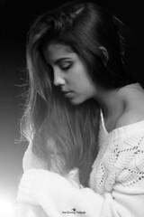 Natural (Jose Gimenez Fotografa) Tags: portrait blackandwhite bw girl photography model natural moda bn modelo portraiture blackandwhiteportraits girlportrait reportaje nikonistas portraitsession nikonphotographers sesionfotografia sesiondeestudio