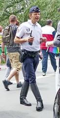 bootsservice 16 460750 (bootsservice) Tags: paris orlando uniform boots police officer bottes uniforme motorcyclists policier motards pride officier gay