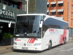 Globus Mercedes Tourismo WB-7586K Poland (sms88aec) Tags: mercedes poland globus tourismo wb7586k