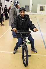 IMG_5538edit (Philadelphia Parks and Recreation) Tags: santa family winter holiday kids event giveaway adults westphilly pinkbike district8 pumptrack carouselhouse sharetheride