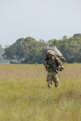 Central Accord 2016 (US Army Africa) Tags: tagscentralaccord16 centralaccord2016 ca16 82ndairbornedivision 82ndabn 2ndbct 2ndbrigadecombatteam paratrooper pointdenis libreville gabon africanhorizons airborneoperations