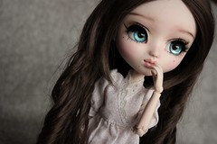 [New doll, Pullip FC / Sculpt by Crystal Doll] (Loony-Doll) Tags: doll dolls eyelashes makeup full wig groove pullip custom fc custo sculpt obitsu eyechips junplanning crystaldoll customise