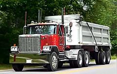 1980 GMC General- Ben Senter Trucking (Jack's Truck Photography) Tags: goodoledays vintage jackstruckphotography gmcgeneral bensenter oldie hollisnh southernnh detroitdiesel 8v92