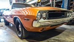 1972 Challenger front left (kryptonic83) Tags: 1972 challenger oldcars