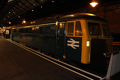 Class 87 87001 Stephenson (Royal Scot) 17-06-2016 NRM.1 (routemaster2217) Tags: york br bobo nrm nationalrailwaymuseum stephenson britishrailways royalscot brel class87 87001 britishrailengineeringlimited acelectriclocomotive