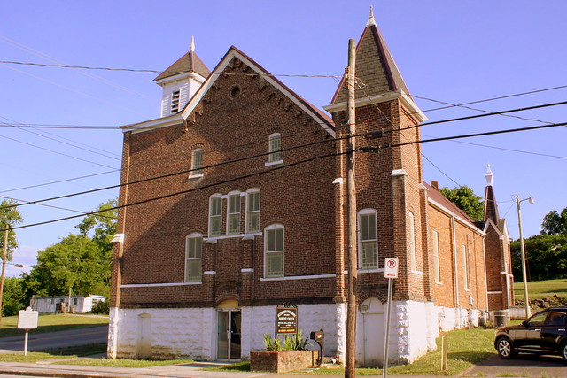Mount Lebanon Missionary Baptist Church