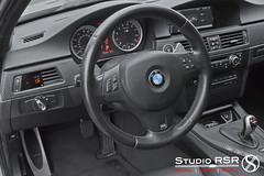 E90-M3-steering-wheel-StudioRSR-1 (StudioRSR) Tags: e90m3 bmwm3 bmw m3 e90 vfengineering vfe vf620 vf superchargedm3 vortech p3gauge p3 uuccorsa corsaexhaust corsa turnermotorsport tms m3exhaust e9xm3 mods